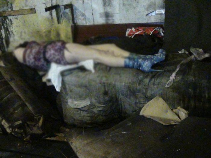 Фото погибшей девушки в мариуполе