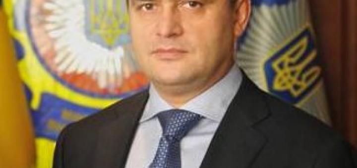 Народный депутат от фракции удар артур палатный направил на имя министра внутренних дел виталия захарченко