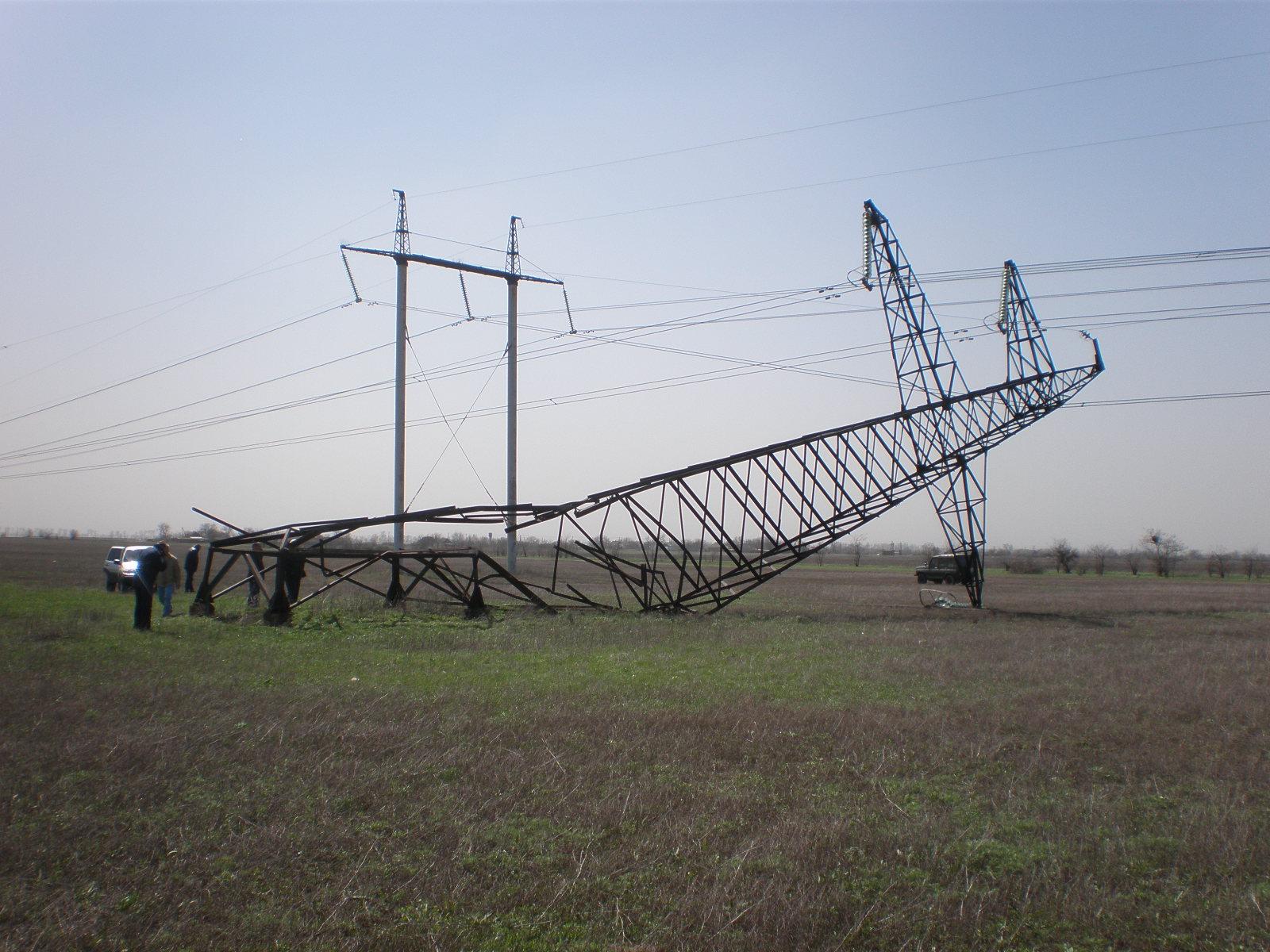 Для введения энергетической блокады Крыма требуется решение Кабмина, - Минэнерго - Цензор.НЕТ 4685