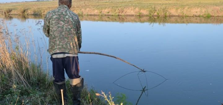 Как сделать беду для рыбалки
