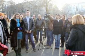 крымские журналисты