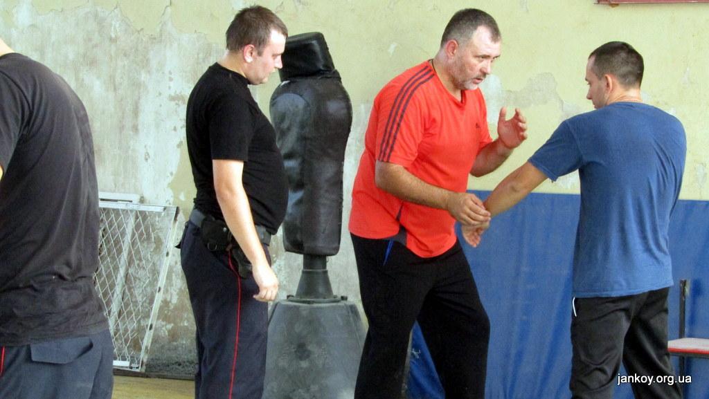 2-3 Занятия по рукопашному бою_Джанкой