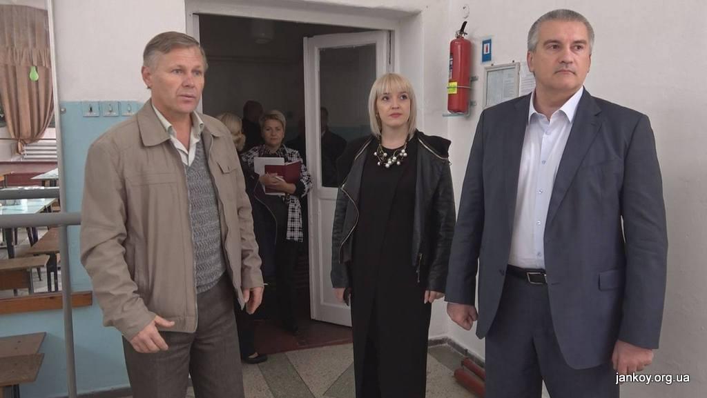 1-визит в Вольное